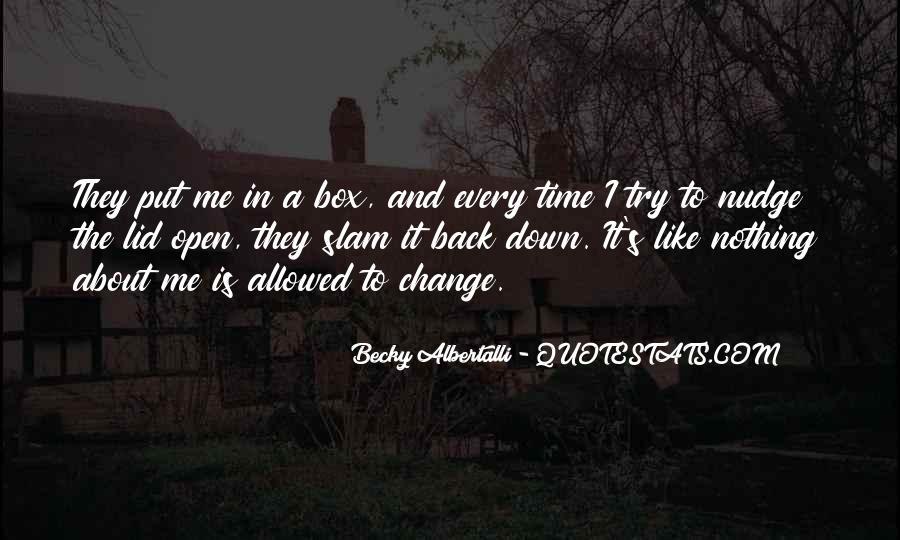 Becky Albertalli Quotes #871883