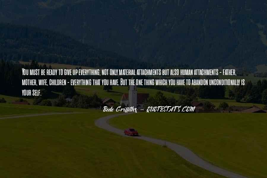 Bede Griffiths Quotes #959638