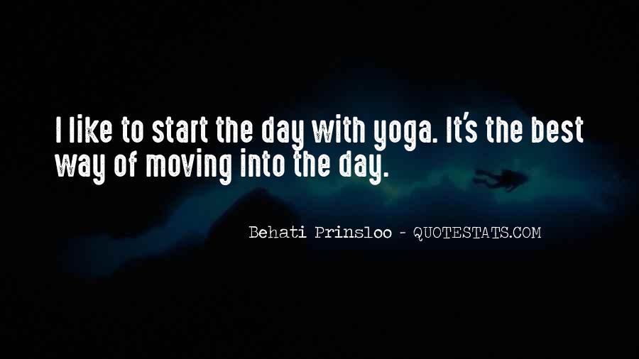 Behati Prinsloo Quotes #1433496