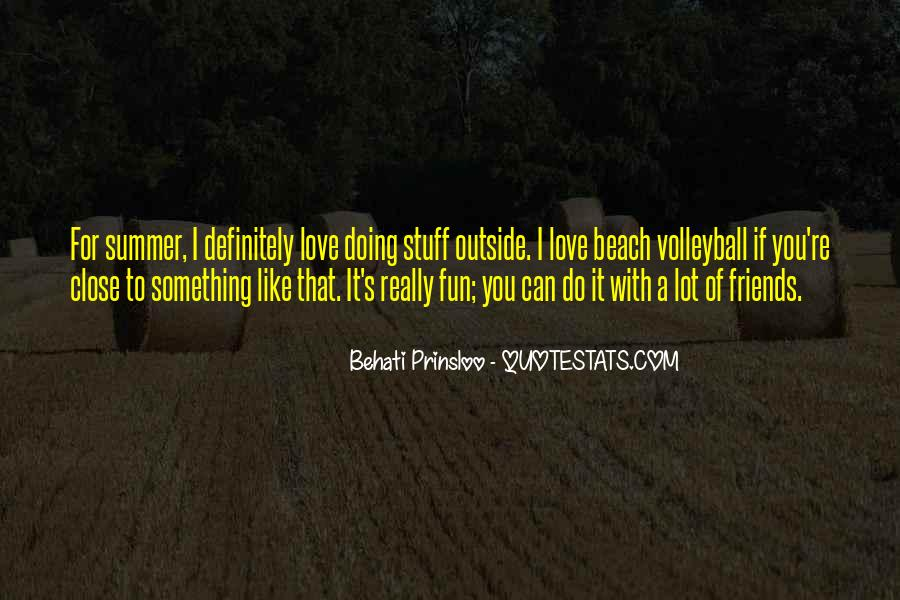 Behati Prinsloo Quotes #177249