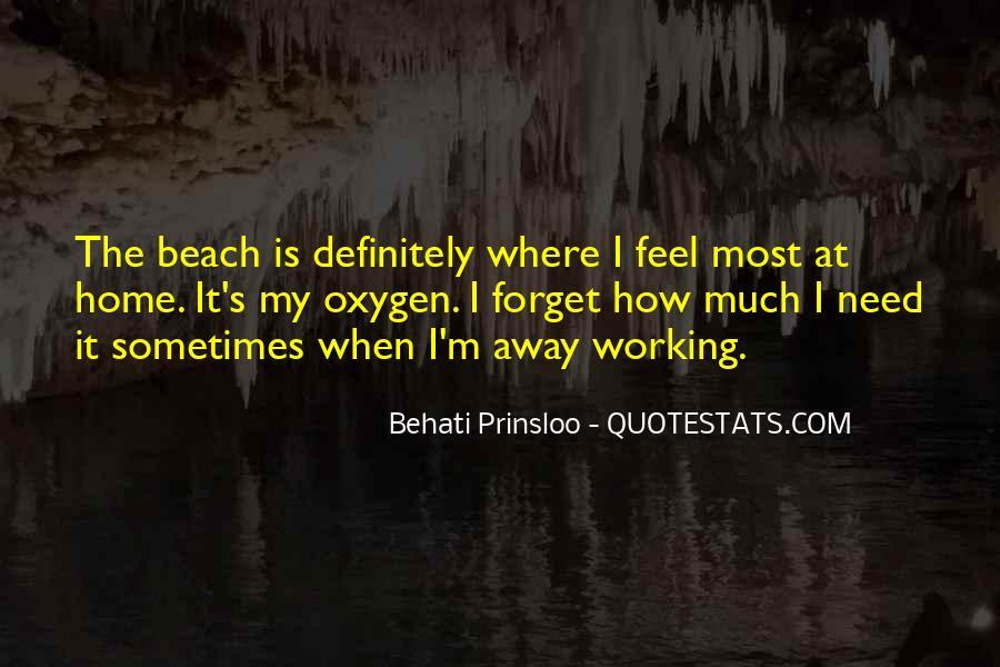 Behati Prinsloo Quotes #1810859