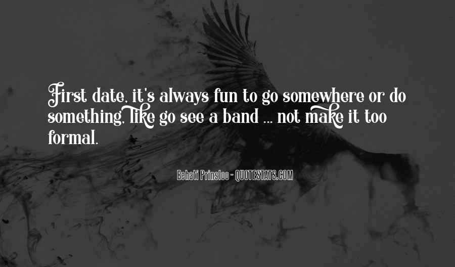 Behati Prinsloo Quotes #1826830