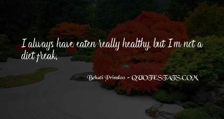 Behati Prinsloo Quotes #482810