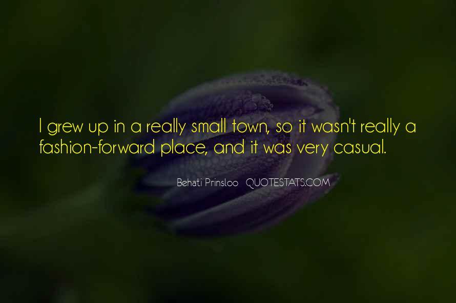 Behati Prinsloo Quotes #547027