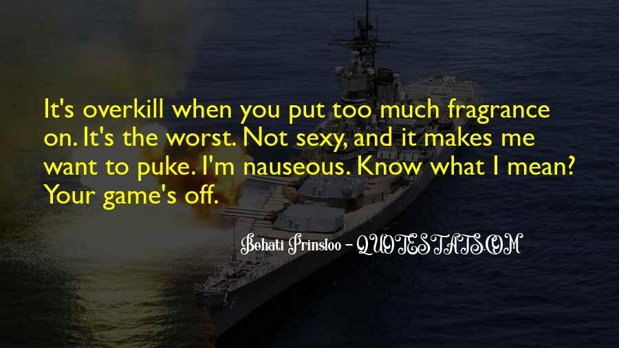Behati Prinsloo Quotes #805789