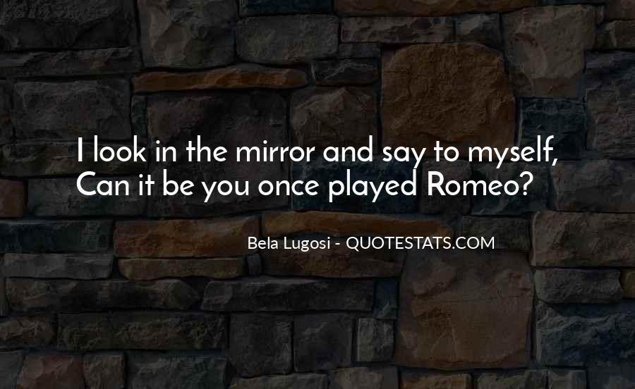 Bela Lugosi Quotes #1073520