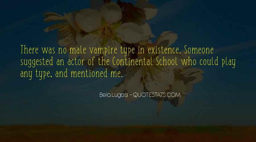 Bela Lugosi Quotes #1156803