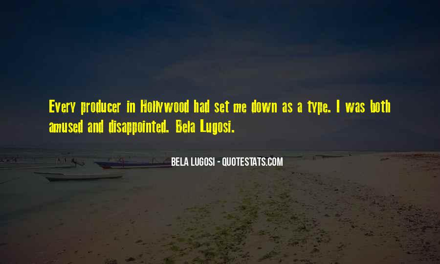 Bela Lugosi Quotes #1312543