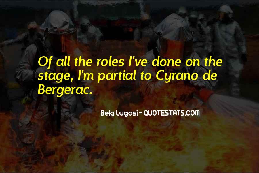 Bela Lugosi Quotes #1561687