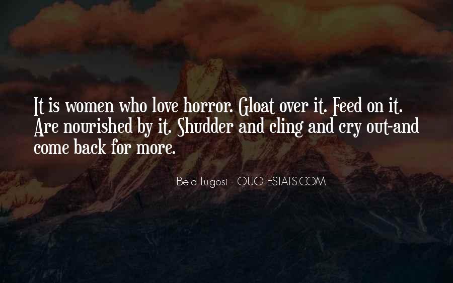 Bela Lugosi Quotes #1561708