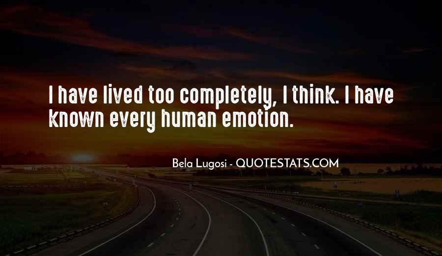 Bela Lugosi Quotes #1696656