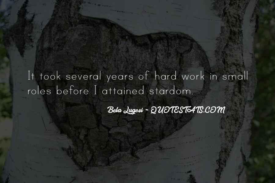 Bela Lugosi Quotes #225064