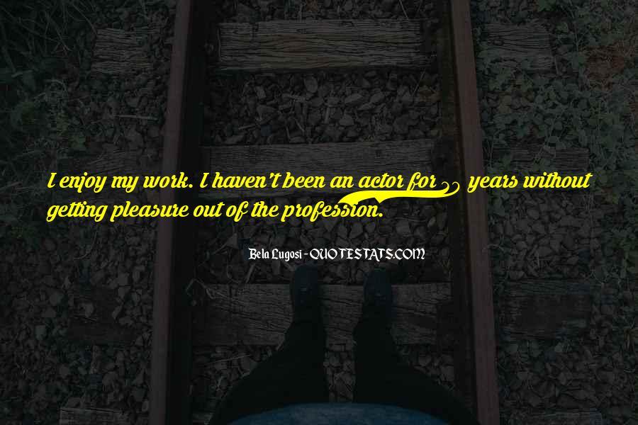 Bela Lugosi Quotes #521061