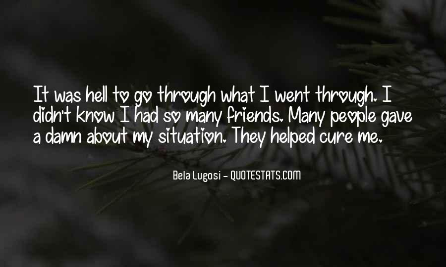 Bela Lugosi Quotes #563614