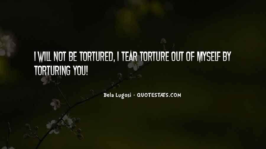 Bela Lugosi Quotes #614918
