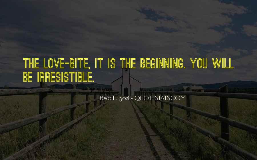 Bela Lugosi Quotes #698861