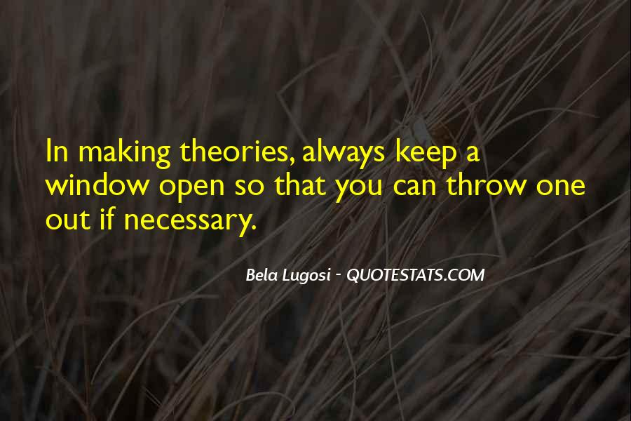 Bela Lugosi Quotes #712673
