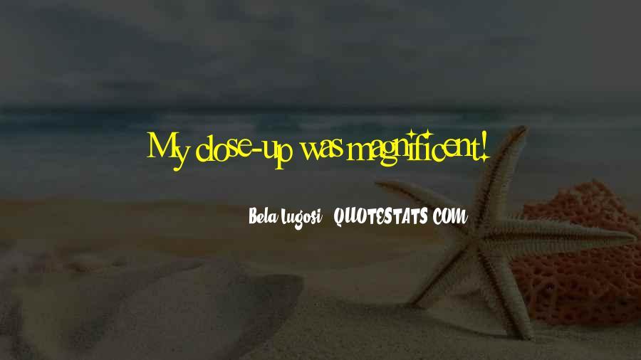 Bela Lugosi Quotes #730365