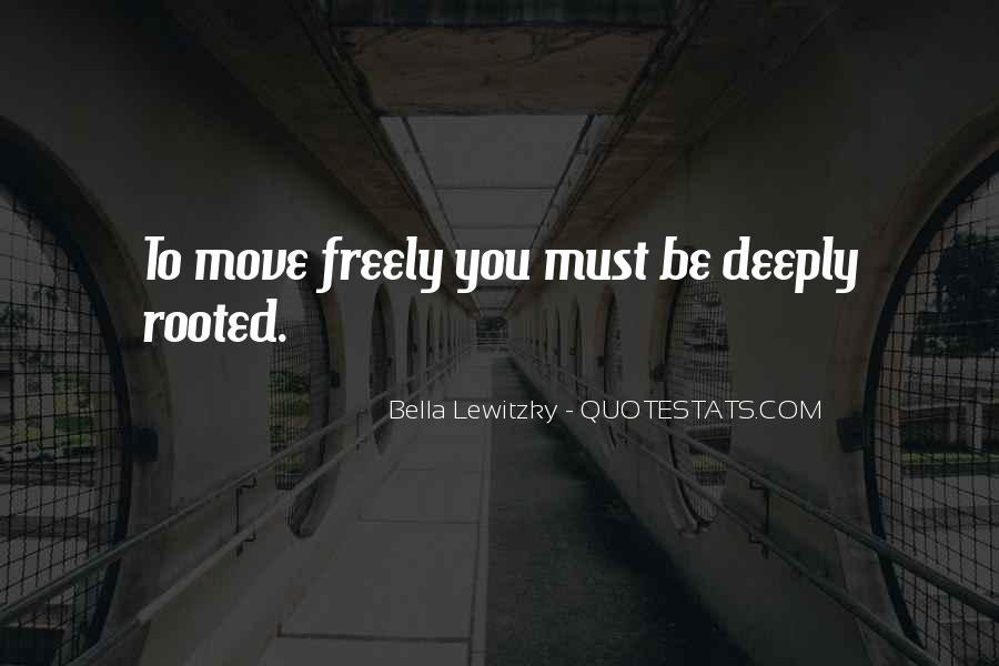 Bella Lewitzky Quotes #1130374