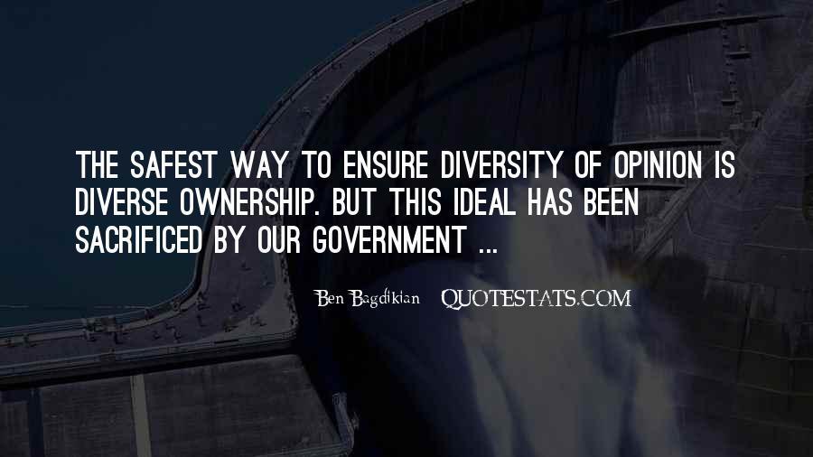 Ben Bagdikian Quotes #313609