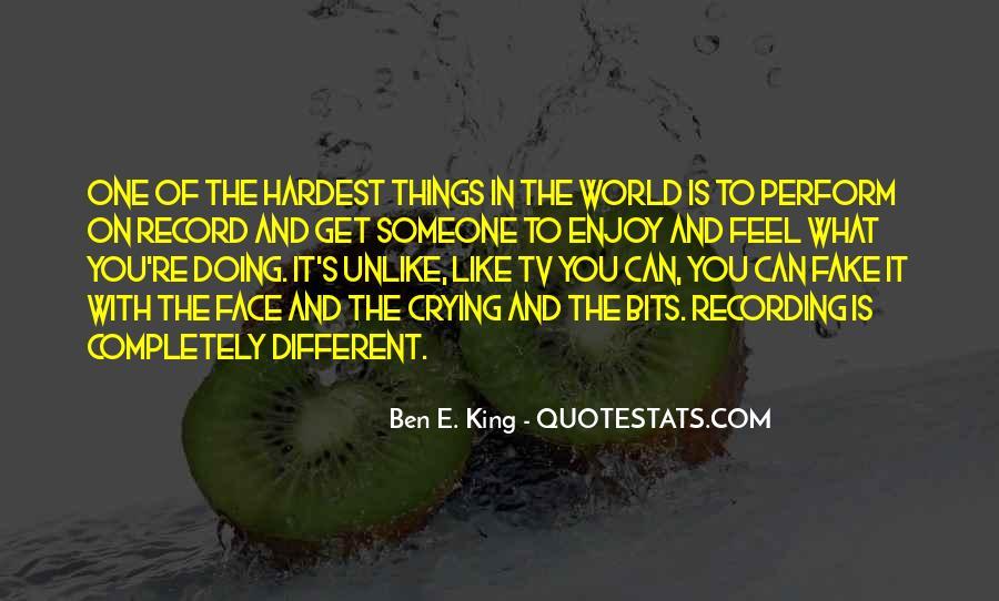 Ben E. King Quotes #1428563