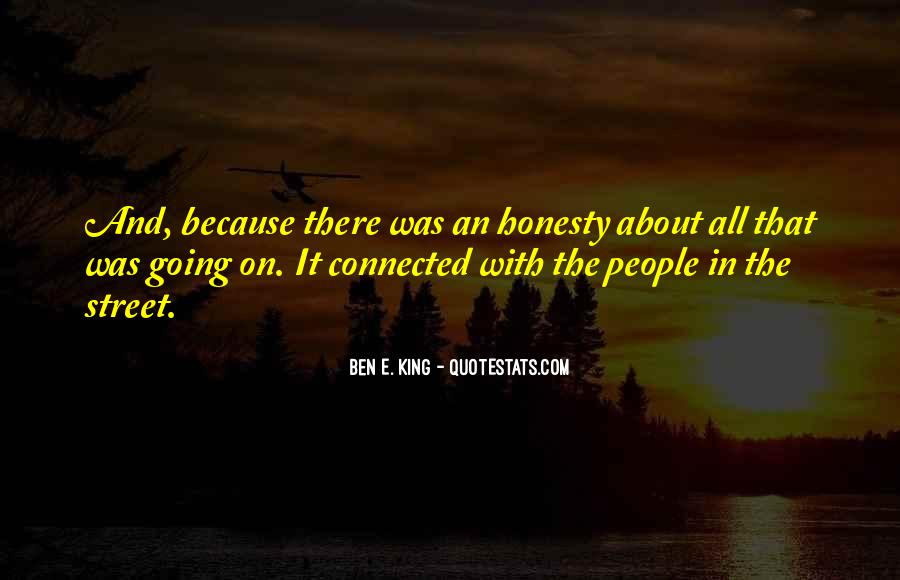 Ben E. King Quotes #1685225