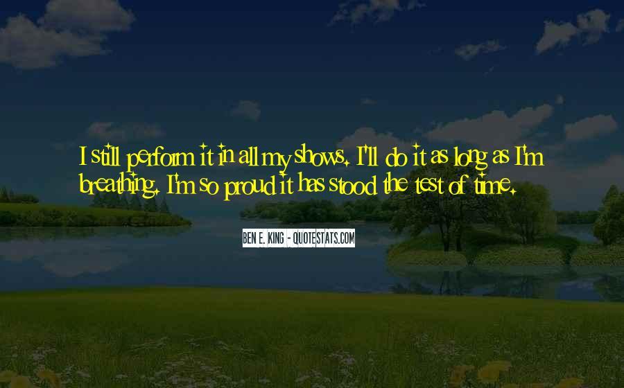 Ben E. King Quotes #1789435