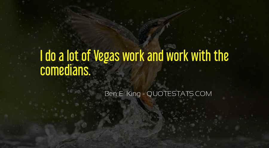 Ben E. King Quotes #1854955