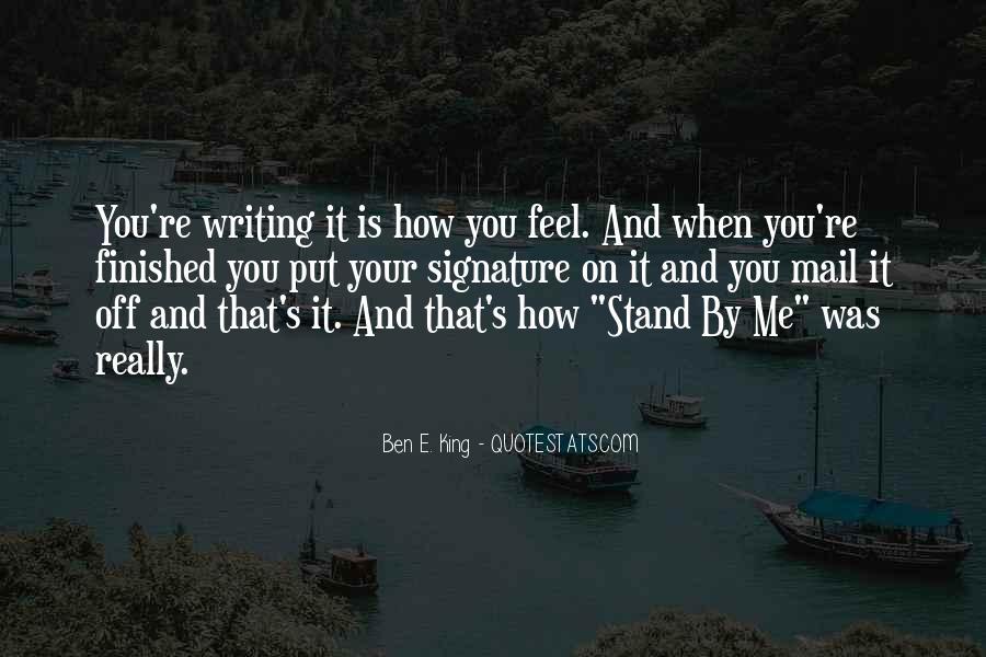 Ben E. King Quotes #895416