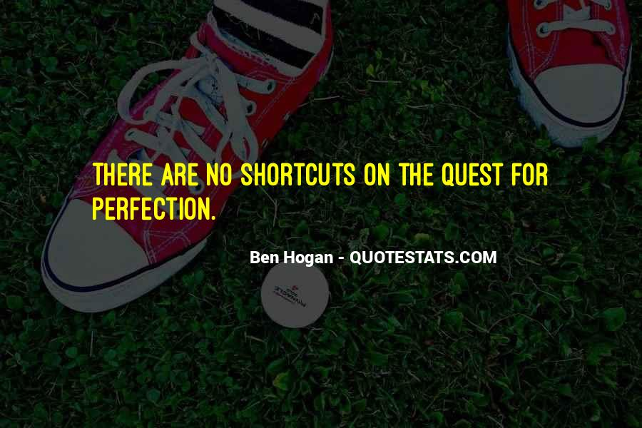 Ben Hogan Quotes #1796691