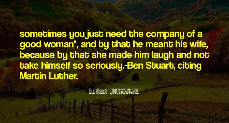Ben Stuart Quotes #267402