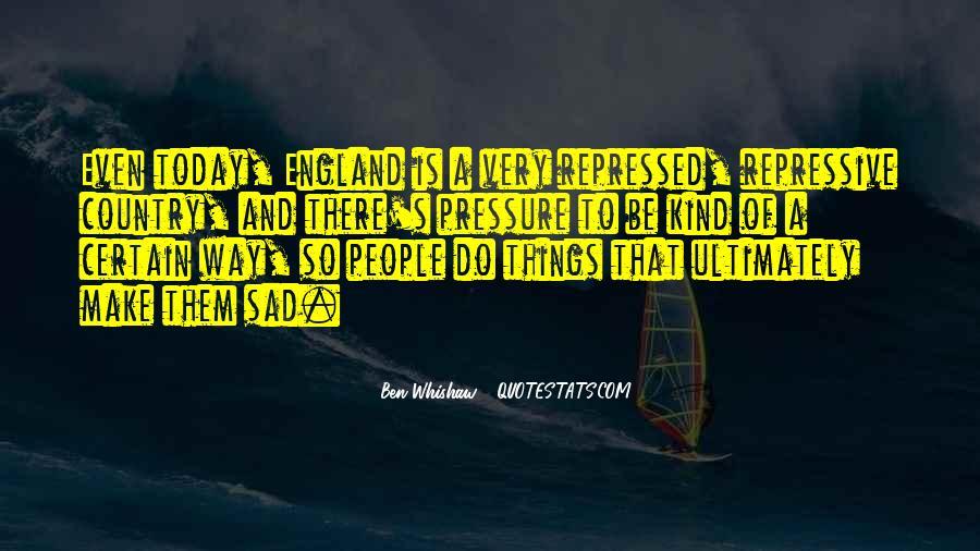 Ben Whishaw Quotes #1080405