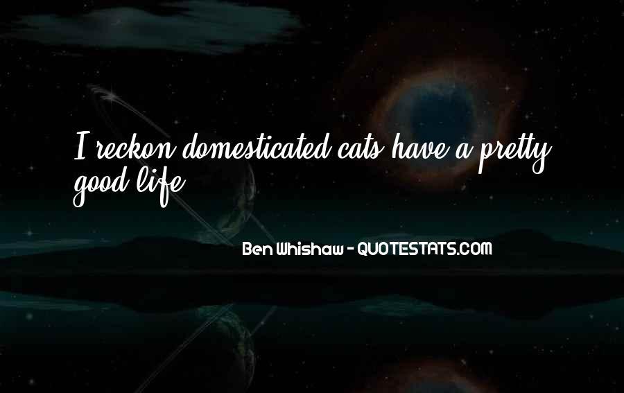 Ben Whishaw Quotes #1085162