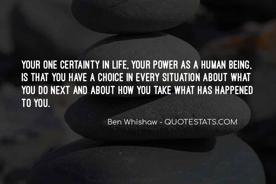 Ben Whishaw Quotes #1401364