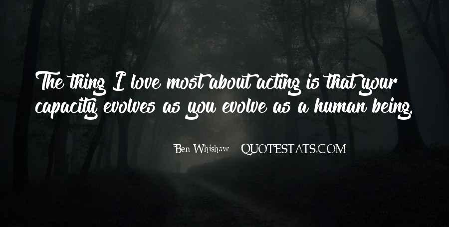 Ben Whishaw Quotes #1509872