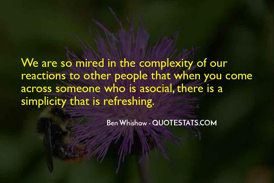 Ben Whishaw Quotes #1624829