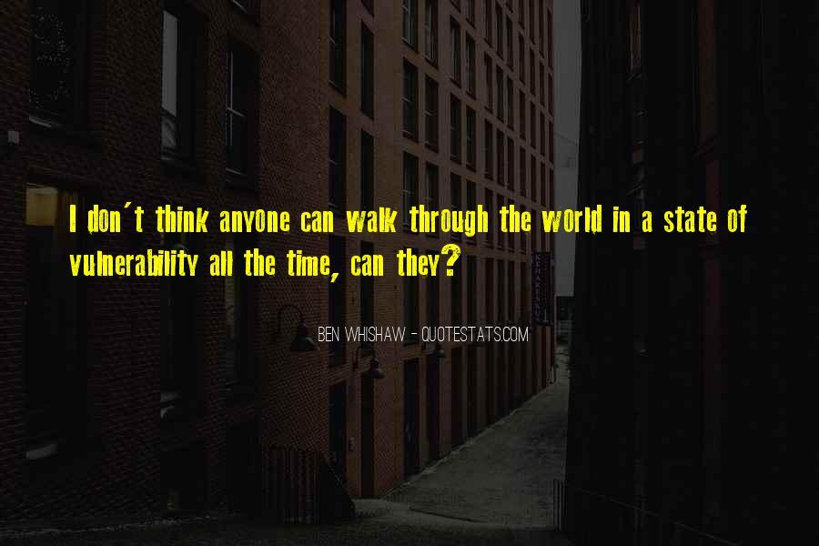Ben Whishaw Quotes #458379