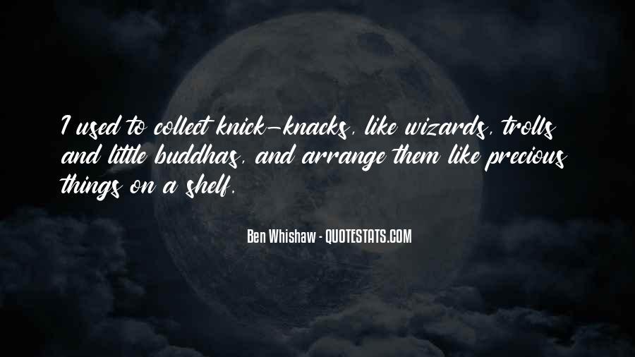 Ben Whishaw Quotes #558936