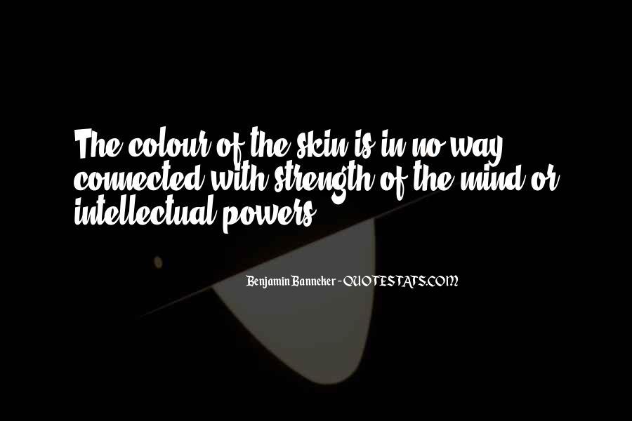 Benjamin Banneker Quotes #1225940