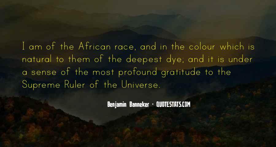 Benjamin Banneker Quotes #1304439