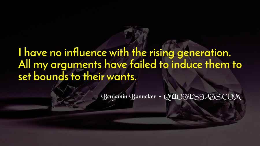 Benjamin Banneker Quotes #1394647