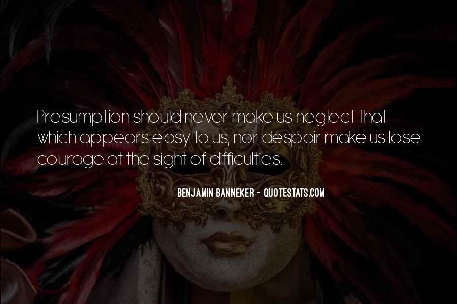 Benjamin Banneker Quotes #489980