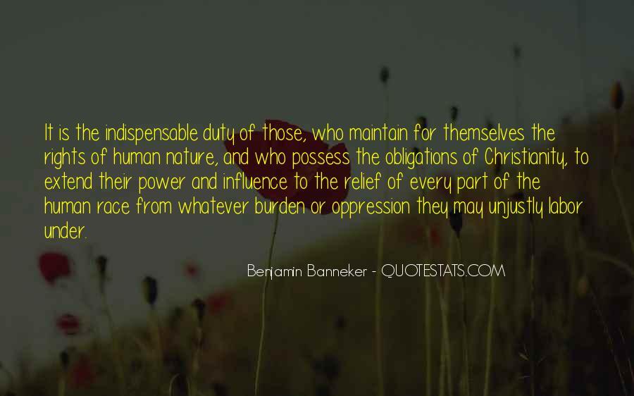 Benjamin Banneker Quotes #667011