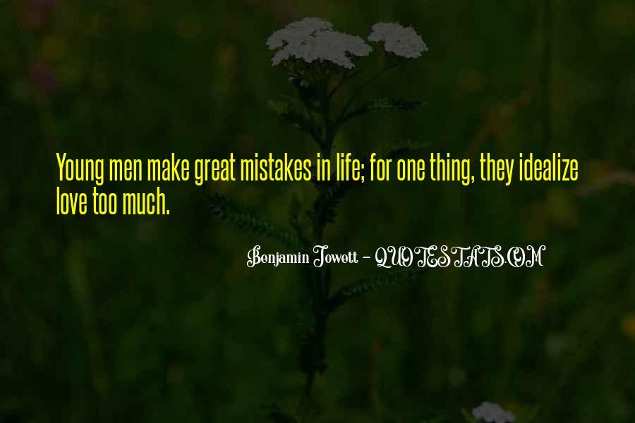 Benjamin Jowett Quotes #1214906