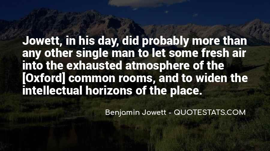 Benjamin Jowett Quotes #1339103