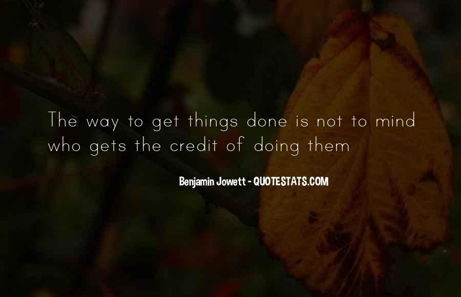 Benjamin Jowett Quotes #1376725
