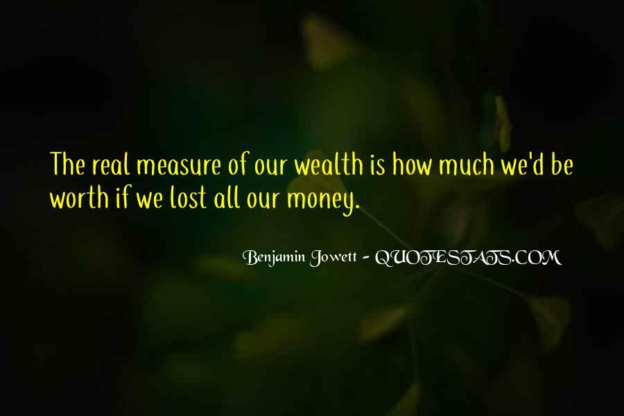 Benjamin Jowett Quotes #1877266
