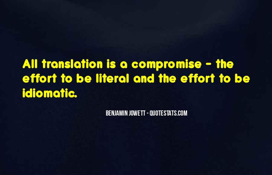 Benjamin Jowett Quotes #227122