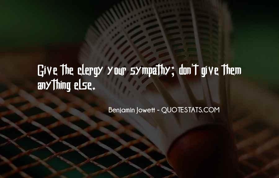 Benjamin Jowett Quotes #569139