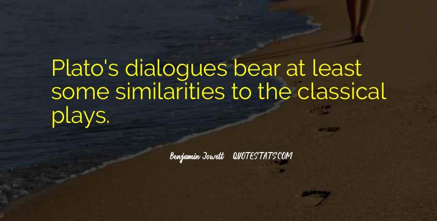Benjamin Jowett Quotes #677540